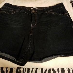 Westbpund jean shorts size 14